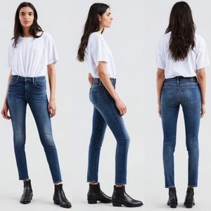 Levi's Made & Crafted 721 high-rise skinny jean